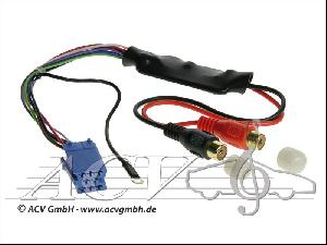 311320-01 AUX-IN адаптер Audi/Seat/Ford/VW/Skoda